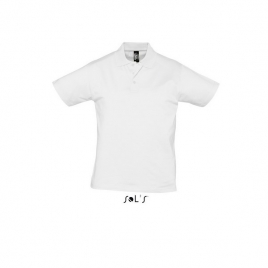 Polo homme - PRESCOTT MEN - Blanc