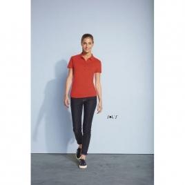 Polo coton élasthanne femme - Phoenix Women