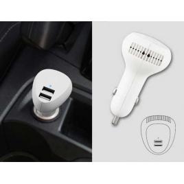 Chargeur de voiture purificateur d'air