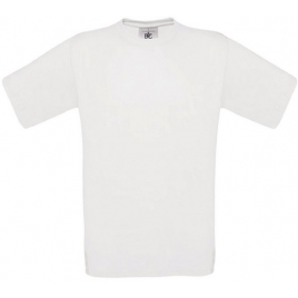 T-shirt manches courtes enfant 150 blanc B&C