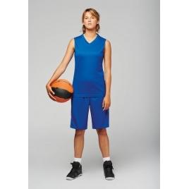 Maillot basket-ball femme