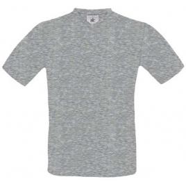 T-shirt col V manches courtes Exact B&C