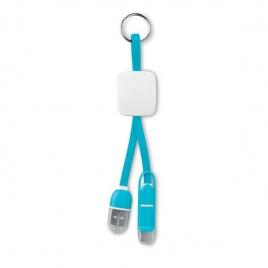 Porte-clés USB type C