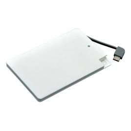 Chargeur nomade P2500, câble intégré