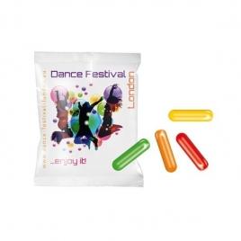 Bonbons à mâcher HITSCHIES Confetti