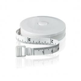 Mètre ruban de tailleur, forme ronde