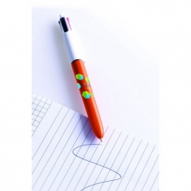 BIC® 4 Colours Fine bille