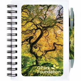 BIC® Notebooks Chipboard Cover britePix™ Grand