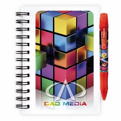 BIC® Notebooks Plastic Cover britePix™ Grand