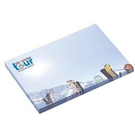 BIC® 101 mm x 75 mm 100 Sheet Adhesive Notepads