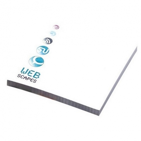 BIC® 68 mm x 75 mm 100 Sheet Adhesive Notepads