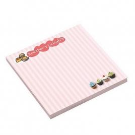 BIC® 101 mm x 101 mm 100 Sheet Adhesive Notepads