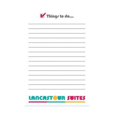 BIC® 101 mm x 152 mm 50 Sheet Adhesive Notepads