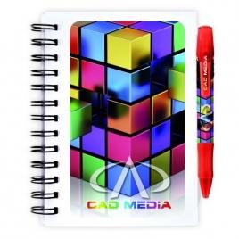 BIC® Notebooks Plastic Cover britePix™ Petit