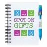 BIC® Notebooks Plastic Cover Petit