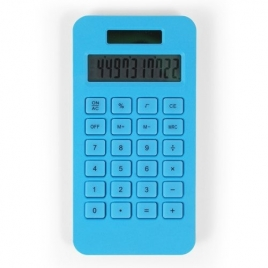 Calculatrice Pocket Solar Corn