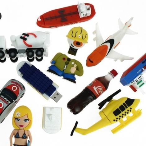 Clé USB 3D