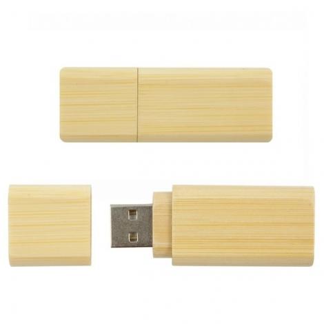 Clé USB rectangle Ecowin