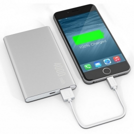 Batterie de secours Deluxe Slim - 4000 mAh