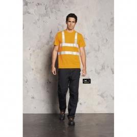 Tee-shirt bandes haute visibilité - Mercure Pro