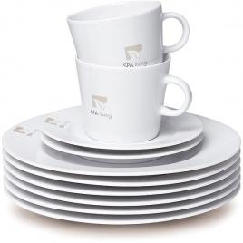 Service porcelaine Fancy Start-Up-Box