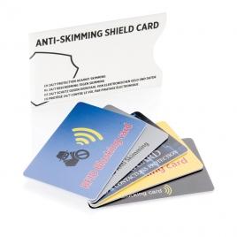 Carte anti-piratage (RFID)