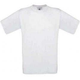T-shirt manches courtes enfant blanc 190 B&C