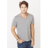 T-shirt col rond large