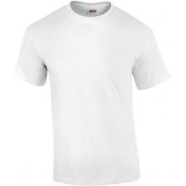 T-shirt manches courtes Blanc  -  3XL