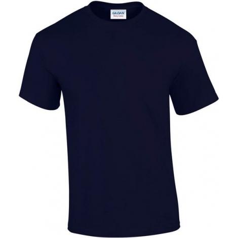 T-shirt manches courtes  Noir-marine -  3XL