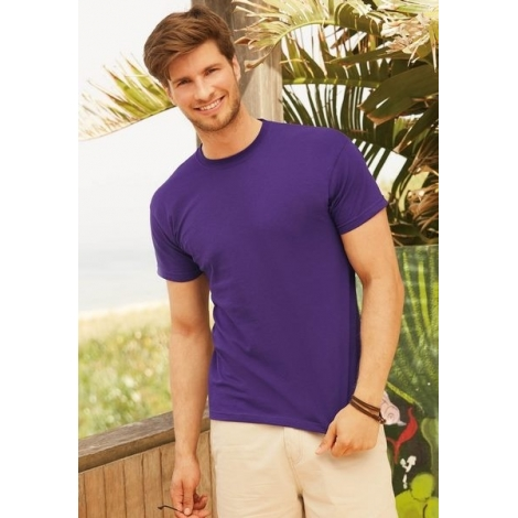 T-Shirt Manches Courtes Fruit of the Loom