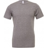 T-Shirt Homme Triblend Col Rond Bella & Canvas