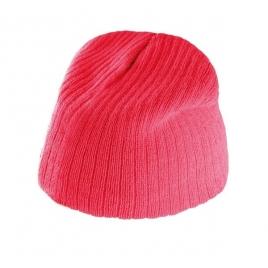 Bonnet tricot côtelé