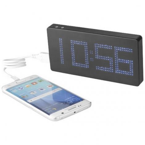 Chargeur PB-8000 avec affichage LED