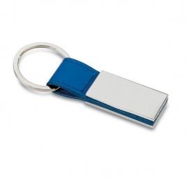 Porte-clés PU et métal