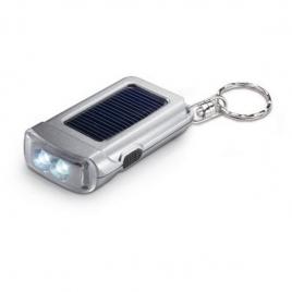 Porte-clés torche solaire