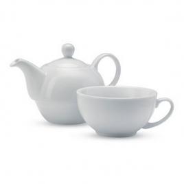 Ensemble théière et tasse