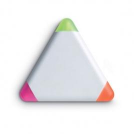 Surligneur 3 coul.triangulaire