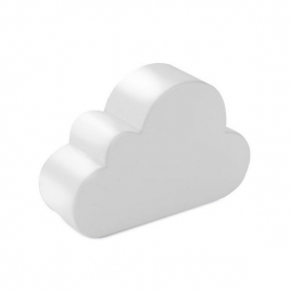 Anti-stress en forme de nuage