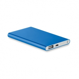 Powerbank ultra plat 4000 mAh