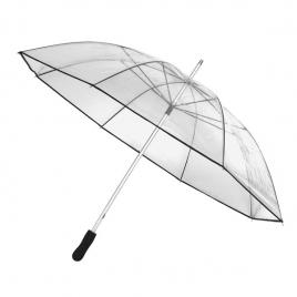 Grand parapluie transparent OBSERVER en aluminium