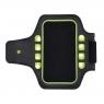 Brassière de course avec LED