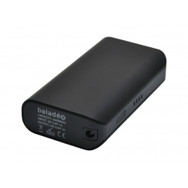 Chargeur nomade S4400, noir