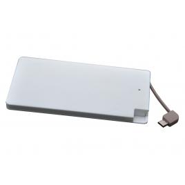Chargeur nomade P4000, câble intégré