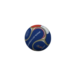 Ballon de football - Coupe du Monde de Rugby Russie - France