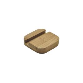 Support téléphone en bambou 'Dock'