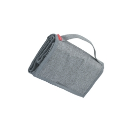 Sac pliable isotherme 'Fujisawa', gris chiné