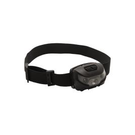Lampe frontale rechargeable 3W 'Sirius', capteur de mouvements
