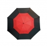 Parapluie golf manuel MONSUN avec systeme de ventilation