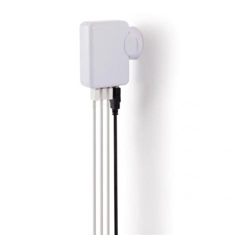 Adaptateur de voyage avec 4 ports USB